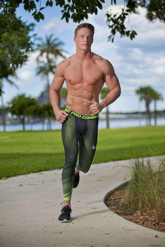 Why dont girls look at hot shirtless guys when they are out running for exercise?