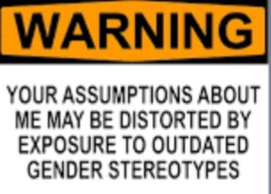What Is The Biggest Issue You Have With Gender Bashing?