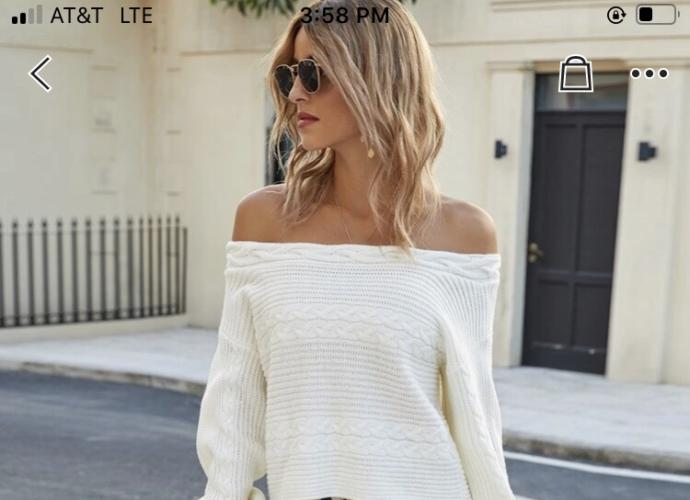 Which sweater should I buy?