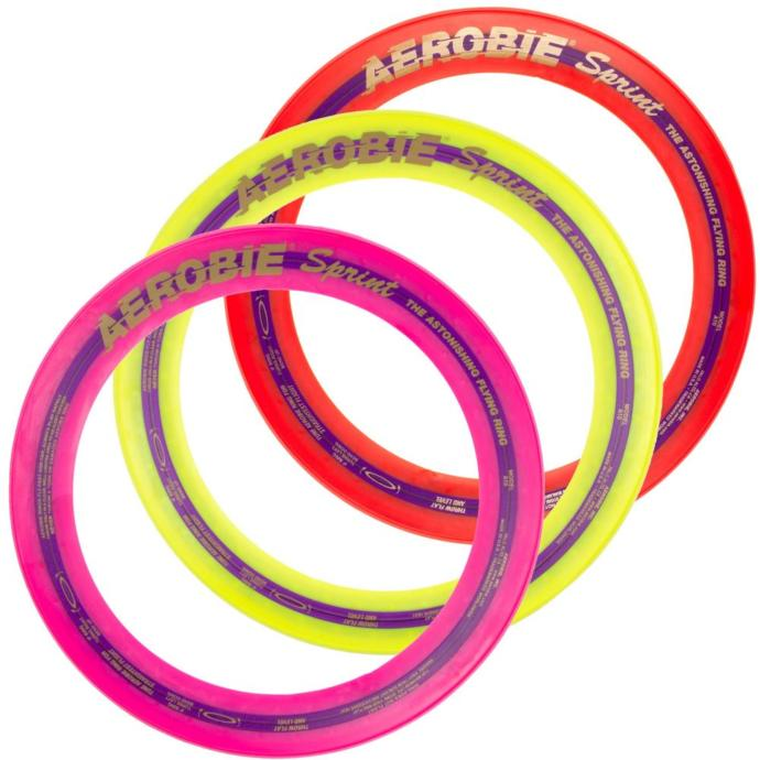 Have you ever played with an aerobie?