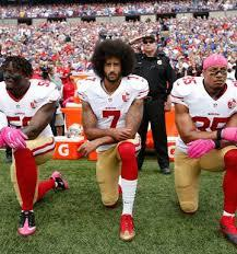 Do you think Colin kaepernick should be awarded the Nobel peace prize?