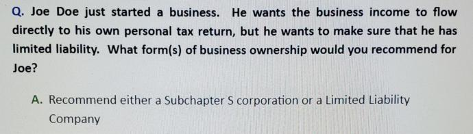 Can someone explain to me why this microeconomics answer is correct?
