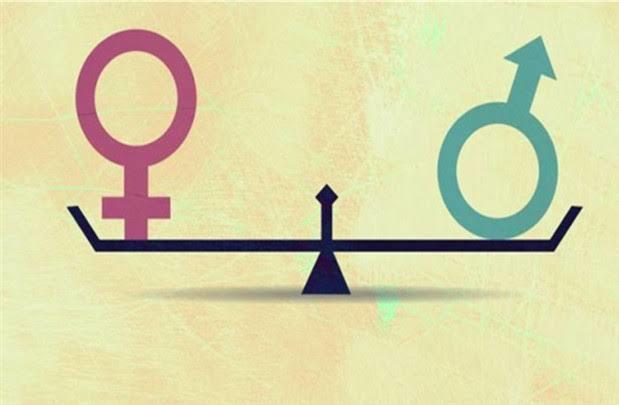 In what respect can men and women never be equal?
