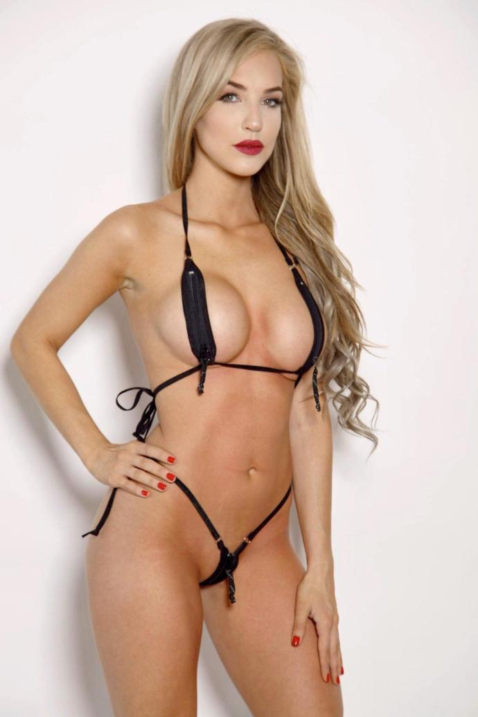 Would you consider this bikini to be skimpy?