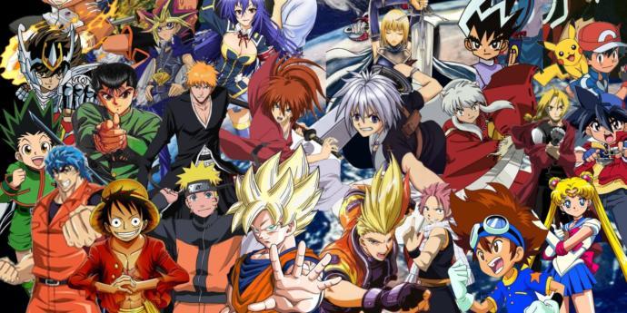 Girls do you like anime?