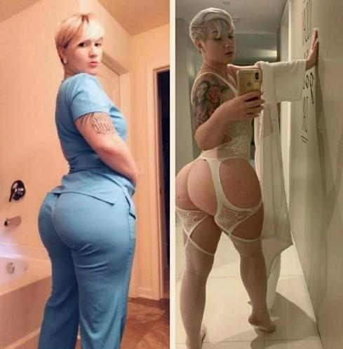 Whats your problem with the fat 🍑 butt?