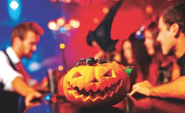 Best way to celebrate halloween?