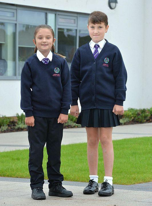 Would you display outrage if schools required boys to wear skirts and girls to wear pants?