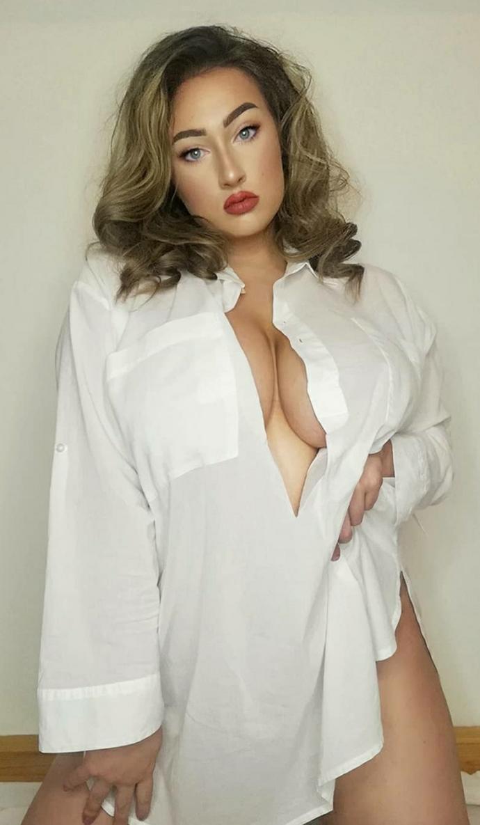 Girls do u like casual white shirts? Do you find them comfortable guys?
