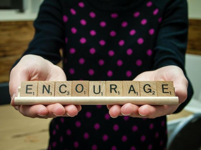Today is the national day of encouragement, who will you encourage today?
