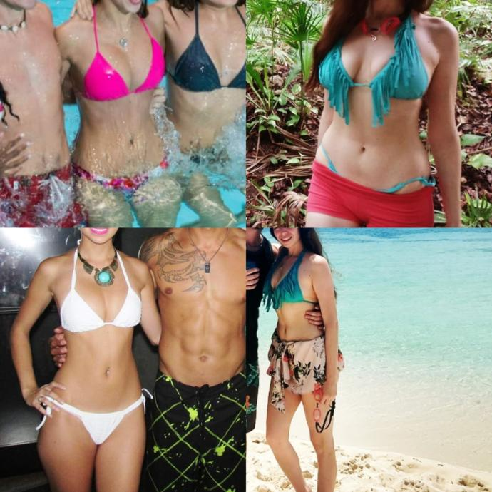 Guys, Which girl has a more attractive body?