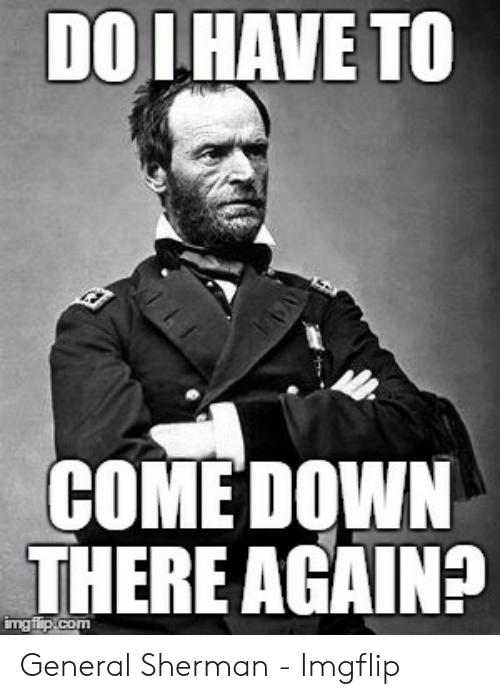 Is Arthur Harris the European Meme version of General Sherman?