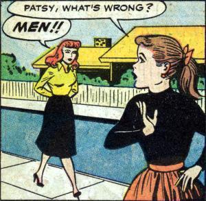 Straight men, do you believe lesbians hate men? Straight women, do you believe gay men hate women?