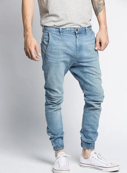 What do you think about jean joggers?