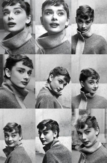 Should I get Audrey Hepburn style baby bangs??