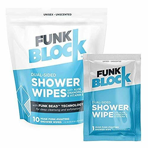What do you think of body wipes in place of a shower?