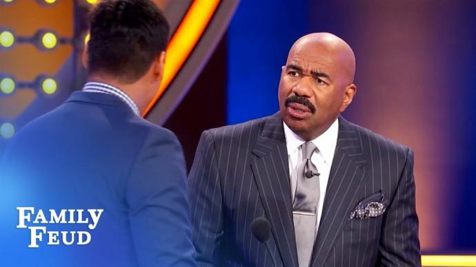 Are there any moments in your life or ones you have noticed in your life that could make Steve Harvey speechless?