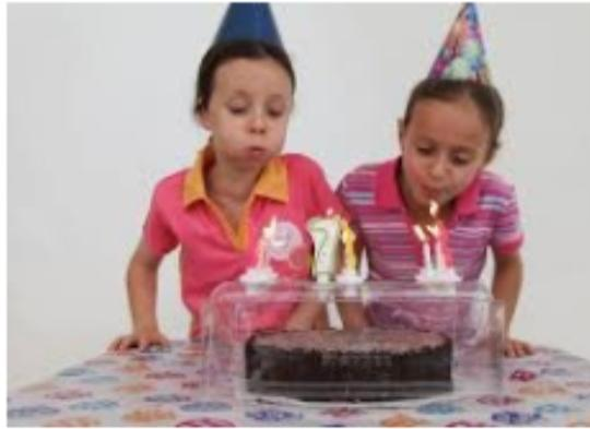 Have You Heard Of The Birthday Cake Shields? Do You Think Thats Really Necessary Or Just Another Way To Cash In On This Pandemic?
