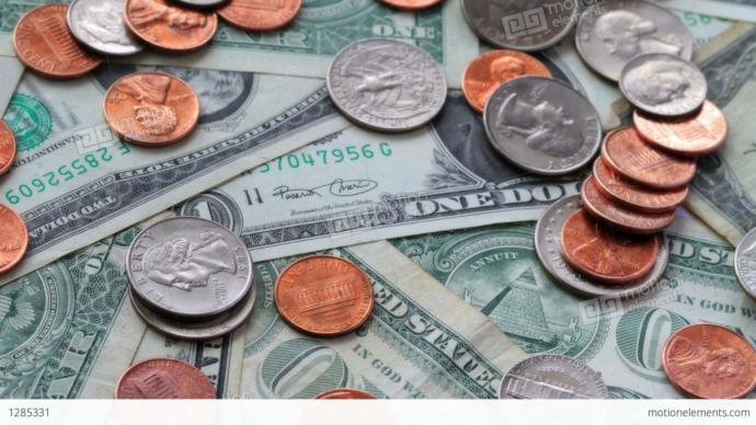When paying for something do you try to use exact change or does it not make a difference? Does it bother you to get back a bunch of singles & coins?