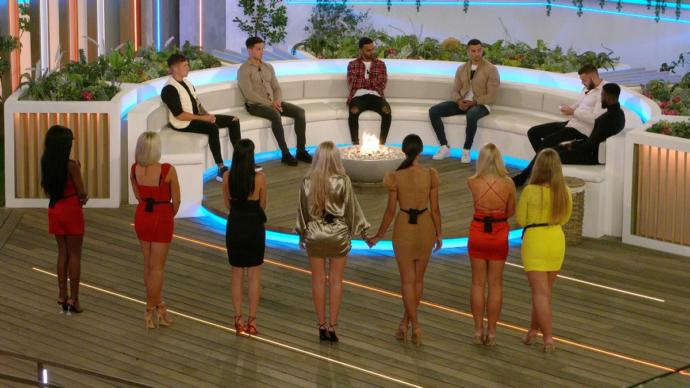 Guys, Why do the girls in Love Island have to wear heels?
