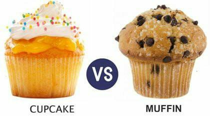 What do you like more muffins or cupcakes?