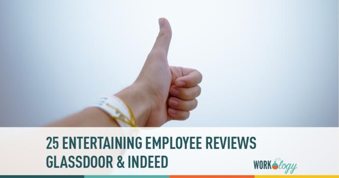 Have you ever written a employee review on job indeed or glass door?