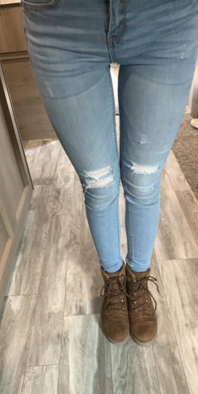 Are my legs too skinny/ what are some exercise to make the thighs more well developed?