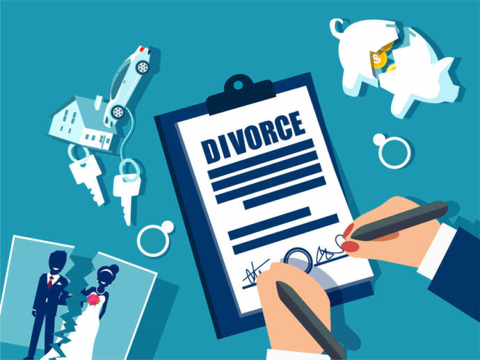 If your wife asked for a divorce to try taking over custody of your children, how would you react and should judges understand this?