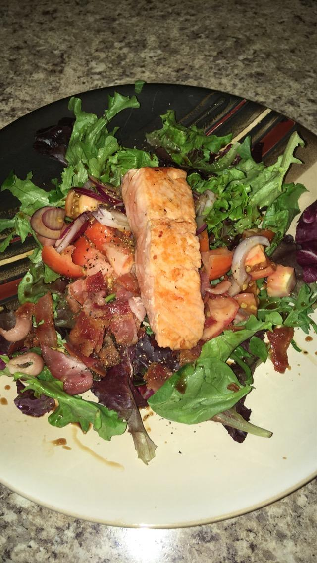 Do you like salmon salads?