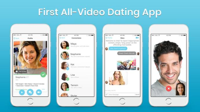 Have you ever video dated yet and how comfortable are you video dating people?
