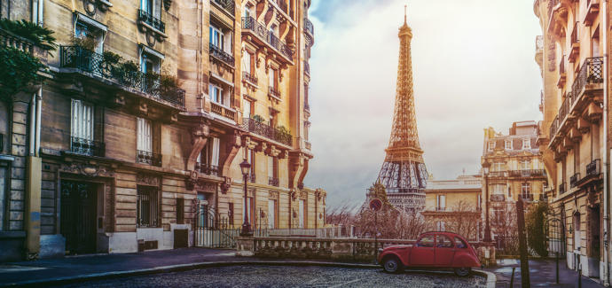 Do you think Paris is really the most romantic city?