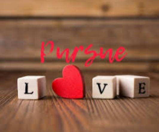 Do You: Actively Pursue Love Or Just Go On With Life And Let It Happen Naturally?