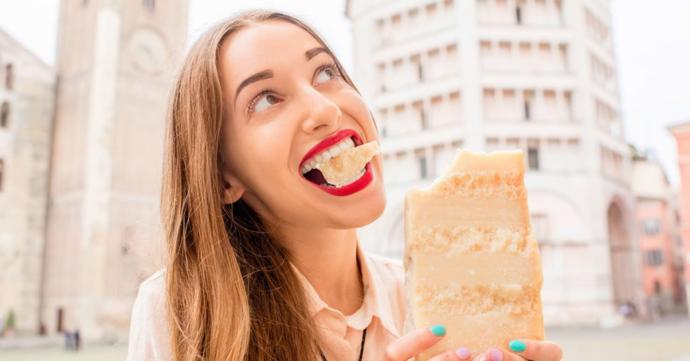 Do girls like cheese more than guys?
