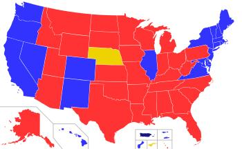 If Trump can shrug off Blue States, can Blue States stop funding red states?