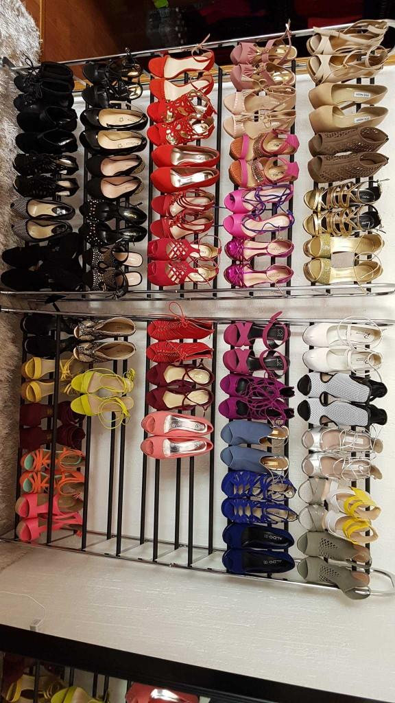 Would u let you girl buy this many high heels?