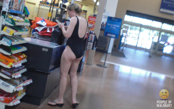 """Woman from """"People of WalMart"""""""