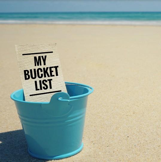 If you had a bucket list what would be one thing you would do that you havent done yet?