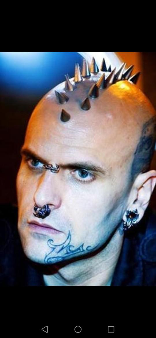 Ladies do you find men who have extreme body modifications attractive?