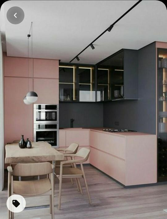 What dining kitchen area do you like the most?