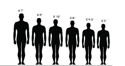 What height is more attractive on a guy 6ft , 6ft 3 or 6ft 6?