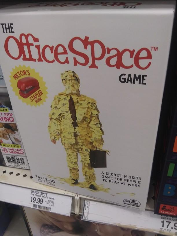 Which movie board game do you think is the most interesting?