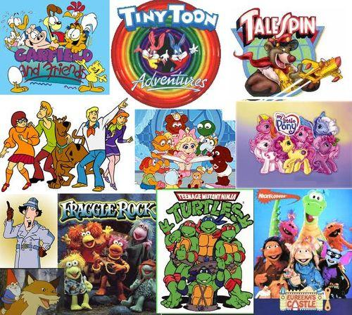 Do you miss the days of Saturday Morning Cartoons?