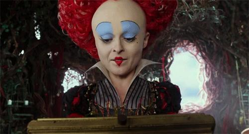 Alice In Wonderland: CREDITS, The Red Queen 👑