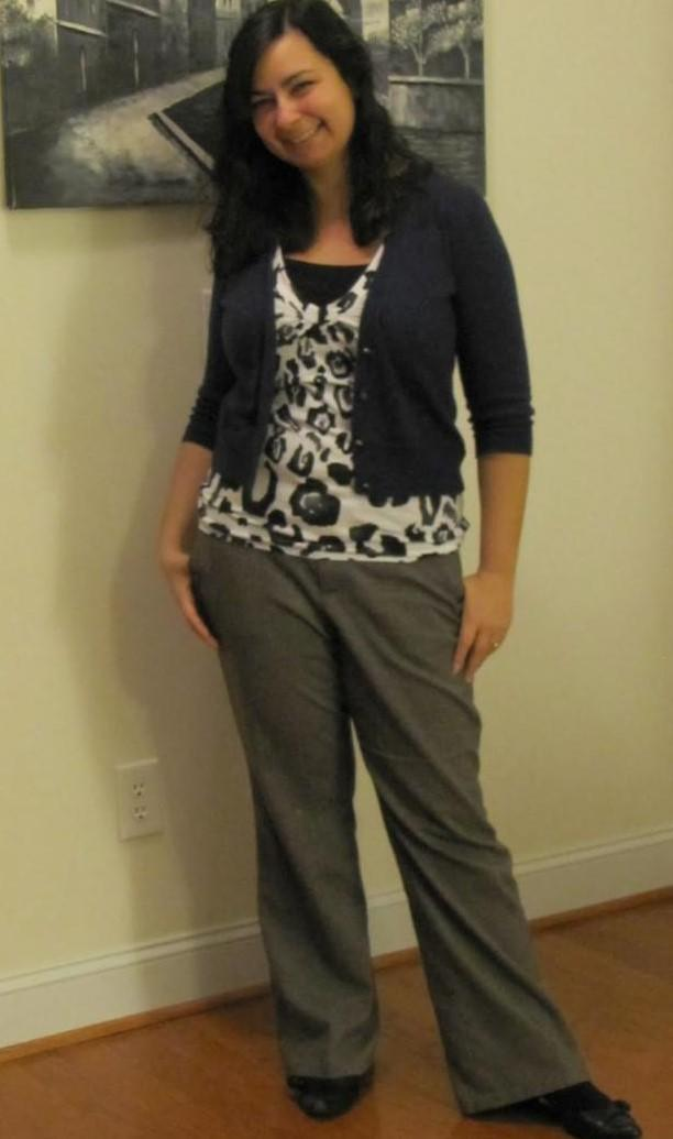 Does this outfit look good to wear to an interview later?