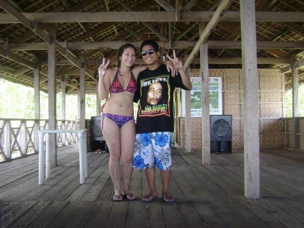 Why are Filipina chicks so over the top modest when it comes to wearing swimsuits?