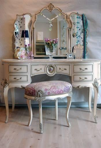 Do you think this vanity is pretty?
