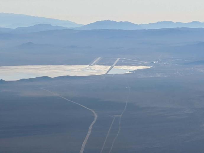 Groom Lake Area 51