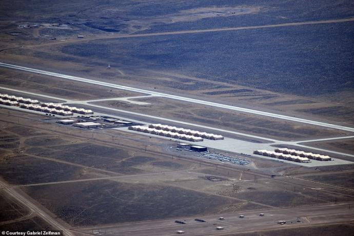 Whats your thought on these new photos of Area 51 and Area 52?