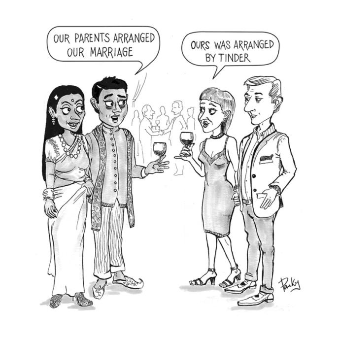 What do you think about arranged marriages ?