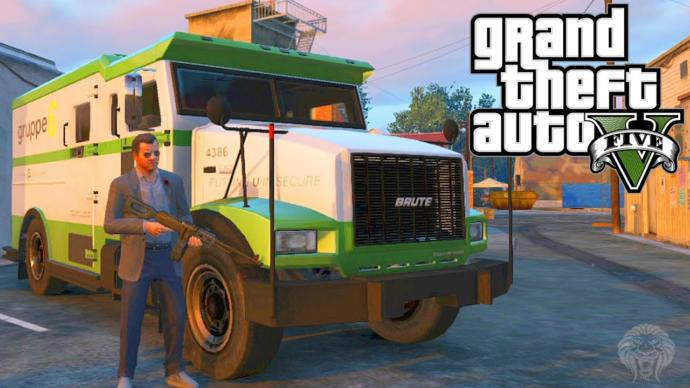 Were you ever successful at robbing the armored trucks on GTA?